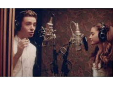 Ariana Grande feat. Nathan Sykes - Almost Is Never Enough