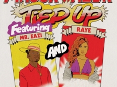 Major Lazer feat. Mr. Eazi, Raye & Jake Gosling - Tied Up