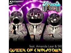 Frisco Disco feat. Amanda Lear & Ski - Queen Of Chinatown (Gary Caos Remix)