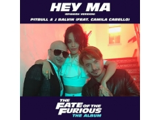 Pitbull feat. J. Balvin & Camila Cabello - Hey Ma