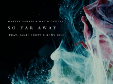 Martin Garrix & David Guetta feat. Jamie Scott & Romy Dya - So Far Away