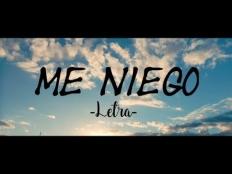 Reik feat. Niego - Me Niego