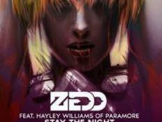 Zedd feat. Hayley Williams - Stay the Night