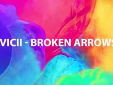 Avicii feat. Zac Brown - Broken Arrows