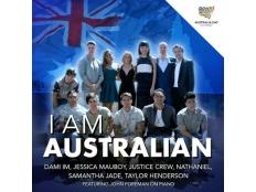 Samantha Jade, Jessica Mauboy, Dami Im, Justice Crew... - Iam Australian