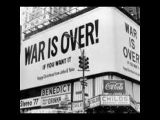John Lennon & Yoko Ono - Happy X-mas