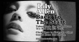 Back To The Start Lily Allen