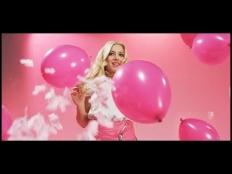 Dominika Myslivcová - Růžová blondýna