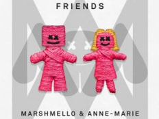 Marshmello feat. Anne-Marie - Friends