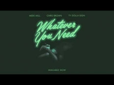 Meek Mill feat. Chris Brown & Ty Dolla Sign - Whatever You Need