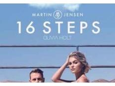 Martin Jensen feat. Olivia Holt - 16 Steps