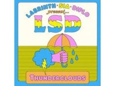 LSD feat. Sia & Diplo & Labrinth - Thunderclouds