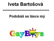 Iveta Bartošová - Podobáš se lásce mý