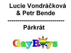 Lucie Vondráčková & Petr Bende - Párkrát