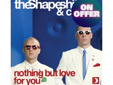 The Shapeshifters & C-Dock - Nothing But Love For You (Original Mix)