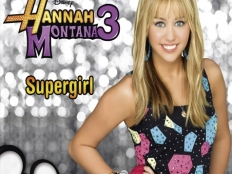 Miley Cyrus - Supergirl