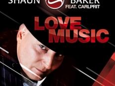Shaun Baker feat. Carlprit - Love Music