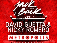 David Guetta & Nicky Romero - Metropolis