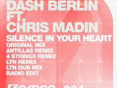 Dash Berlin feat. Chris Madin - Silence In Your Heart