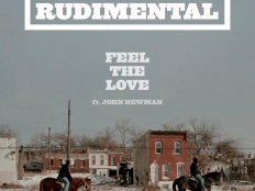 Rudimental feat. John Newman - Feel the love