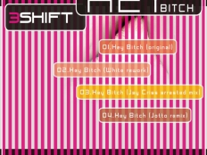 3shift - Hey Bitch (2009 White Rework)