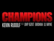 Kevin Rudolf feat. Lil Wayne - Champion