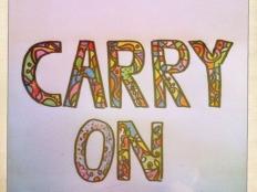Fun. - Carry On