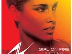 Alicia Keys feat. Nicki Minaj - Girl On Fire (Inferno Version)