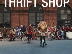 Macklemore & Ryan Lewis feat. Wanz - Thrift Shop