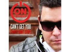 ONdray - Can't Get You (Party Don't Stop)