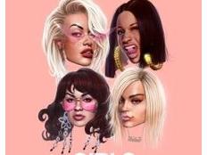 Rita Ora feat. Cardi B & Bebe Rexha & Charli XCX - Girls