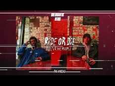 The Knocks feat. Foster The People - Ride Or Die (Big Gigantic Remix)
