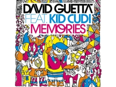 David Guetta feat. Kid Cudi - Memories
