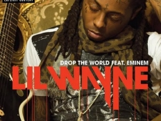 Lil Wayne feat. Eminem - Drop the World