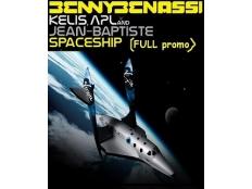 Benny Benassi feat. Kelis & Jean Baptiste - Spaceship