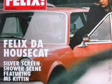 Felix Da Housecat feat. Miss Kittin - Silver Screen ower Scene (Chuckie & Silvio Ecomo Dirty Acid Mix)