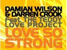 Damian wilson - love so strong