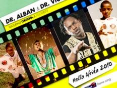 Dr. Alban & Dr. Victor - Hello Afrika 2010 (Sash Remix)