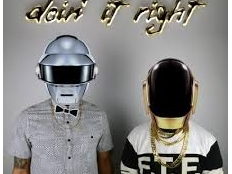 Daft Punk feat. Panda Bear - Doin' It Right