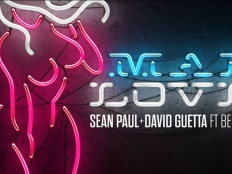 Sean Paul & David Guetta feat. Becky G - Mad Love