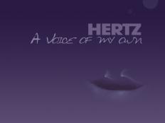 Hertz - A Voice Of My Own (Original Mix)