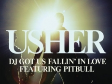 Usher - DJ Got Us Fallin' in Love