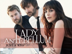 Lady Antebellum - Just a kiss