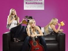 Markéta Konvičková - Láska Se Nedá Dělit Třemi