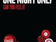 One Night Only - Can You Feel It Tonight