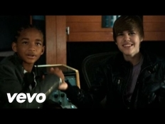 Justin Bieber feat. Jaden Smith - Never say never