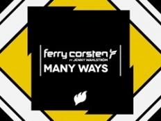Ferry Corsten feat. Jenny Wahlstrom - Many Ways