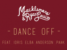 Macklemore & Ryan Lewis feat. Idris Elba and Anderson .Paak - Dance Off