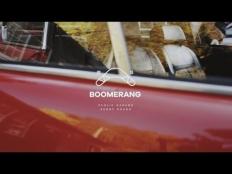 Paulie Garand feat. Martin Svátek - Boomerang