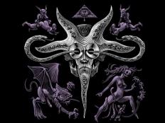Mortal Cabinet - Černý myslivec